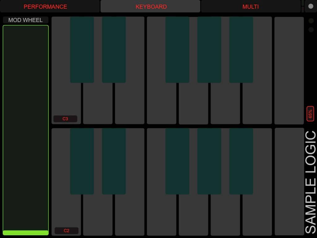 TOSC-Keyboard