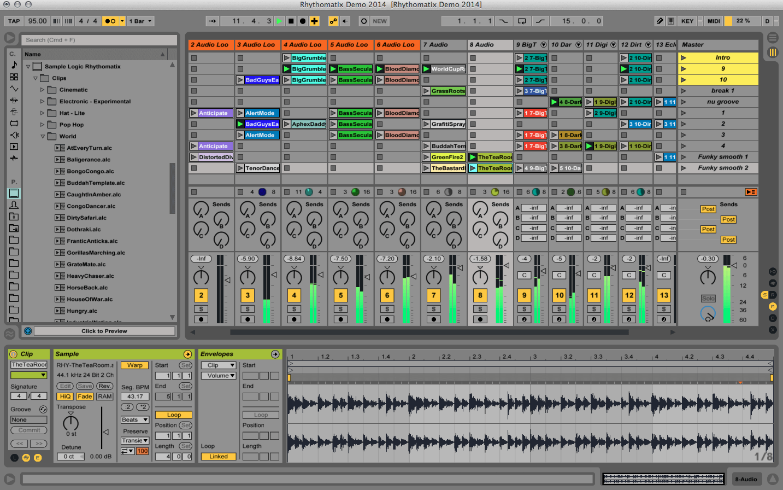 Ableton Live 8 Free Packs