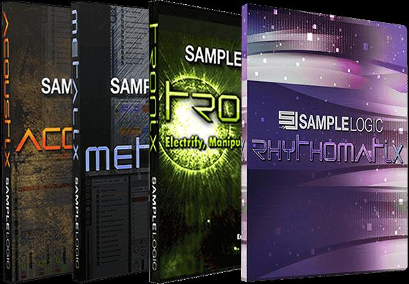 Ableton Live Pack Bundle - Sample Logic LLC.